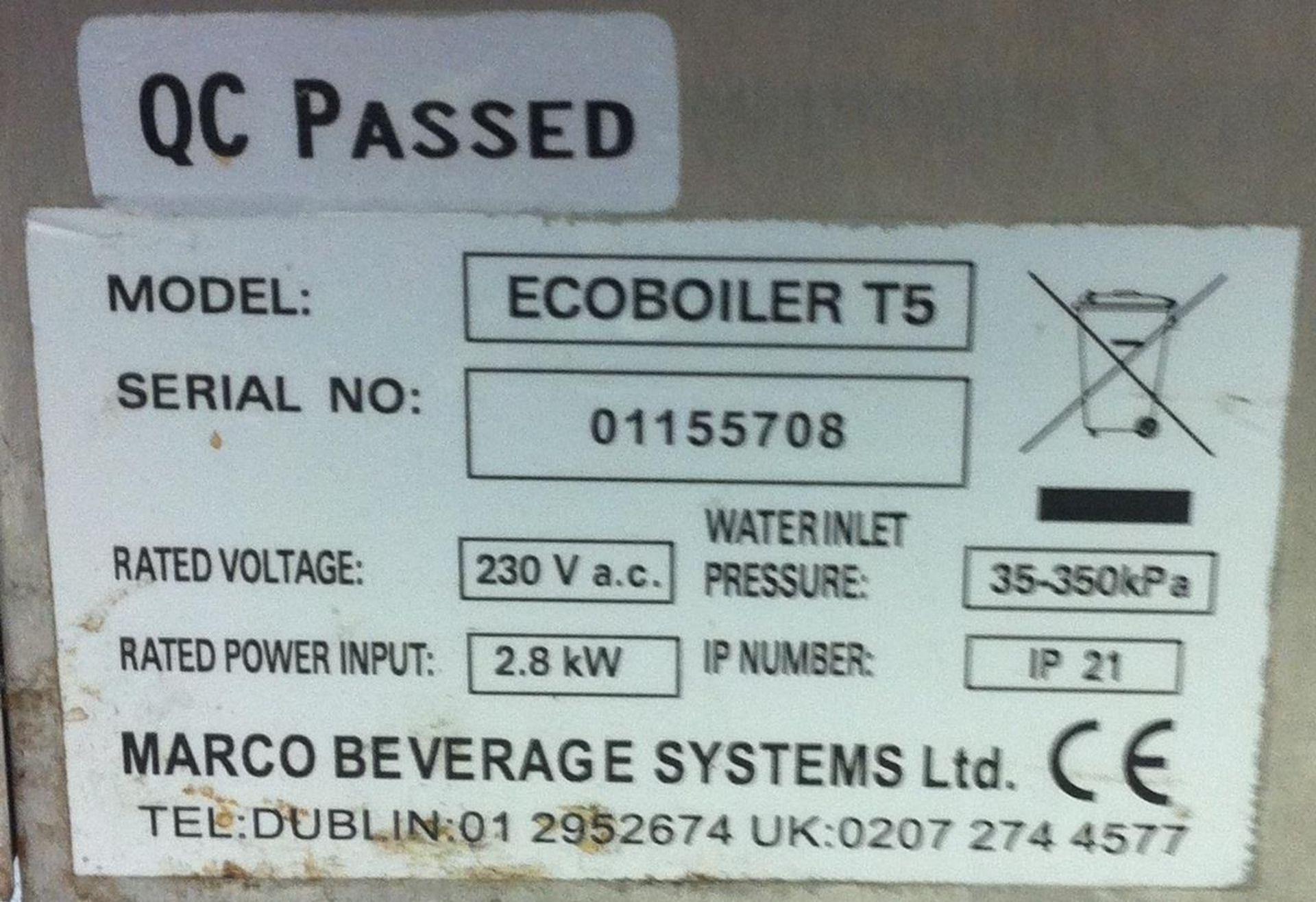 Lot 31 - Marco Ecoboiler