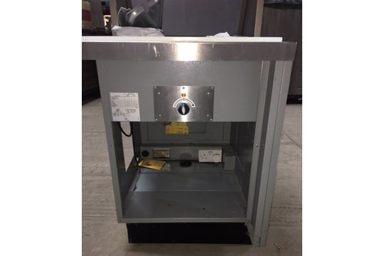 Lot 2 - Duke SUB-HF-R25 Food Warmer Unit