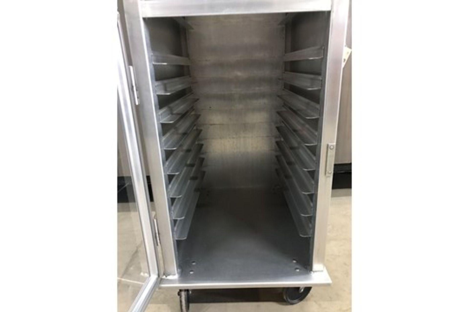Lot 3 - Lockwood 17 Shelf Mobile Storage Cupboard