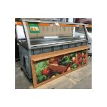 Lot 1 - Duke SWD700-86FL M Chilled & Display Unit