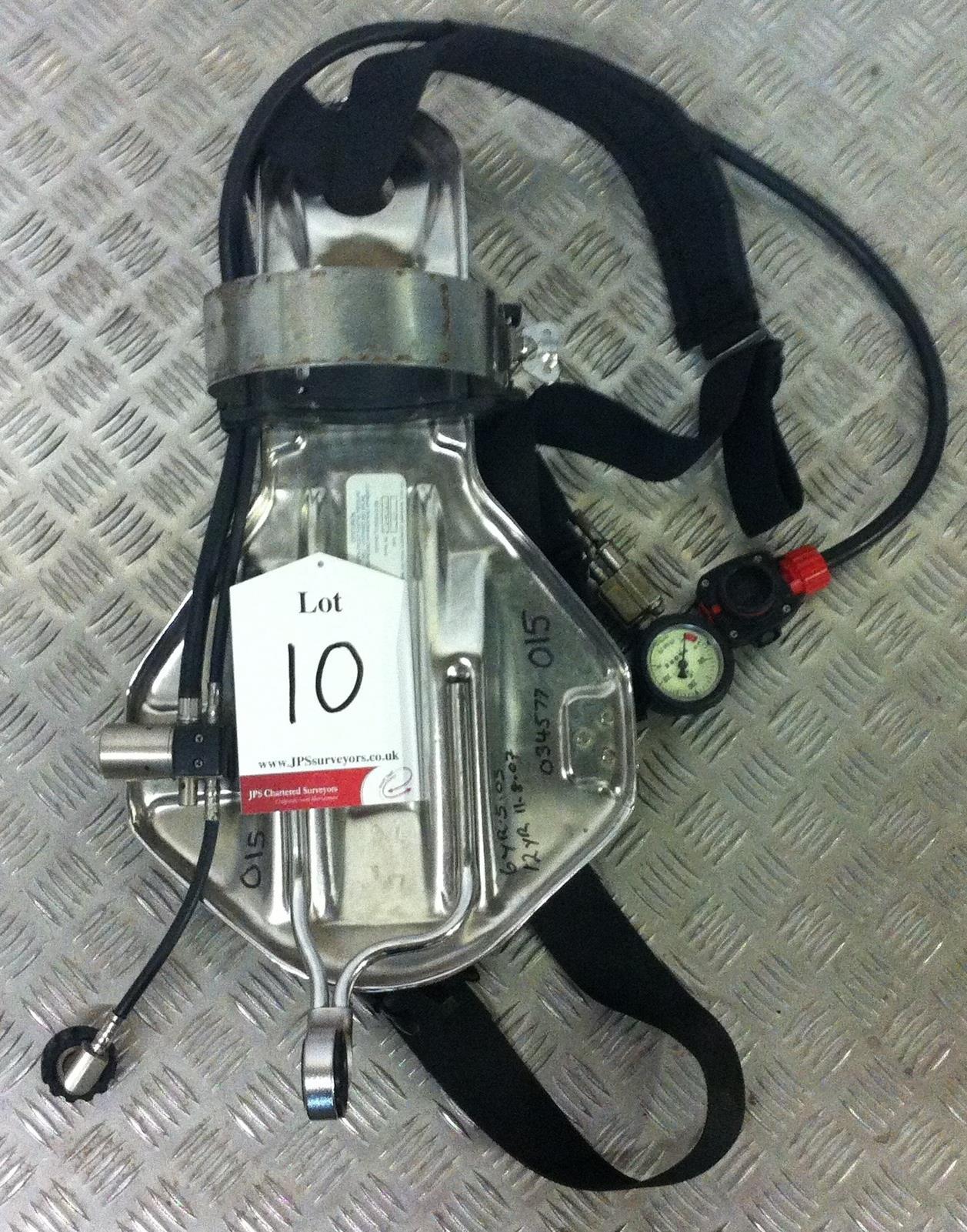 Lot 10 - Saver Centurion Breather Operator