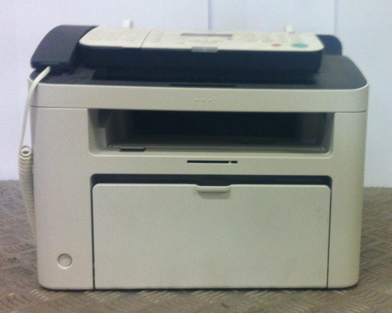 Lot 32 - Canon Fax Machine: Model F162002