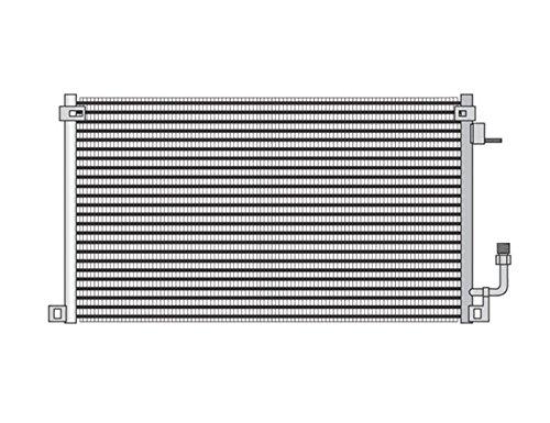 Magneti Marelli BR249 Heater Radiator