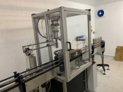 ONE LOT AUCTION | AT10 Fully Automatic Aerosol Production Machine w/ Filling Pump & Conveyor
