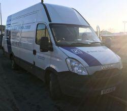 ONLINE AUCTION | Commercial Motor Vehicles Incl: Panel Vans | Flatbed | Welfare Vans & Transporters
