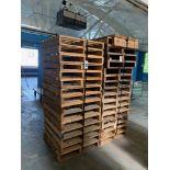 Lot 59 - Lot of Skids (2 stacks)