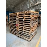 Lot 52 - Lot of Skids (2 stacks)