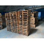 Lot 53 - Lot of Skids (3 stacks)