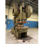 "Lot 19 - 150 Ton Rousselle B1-15 O.B.I. Press, 4"" str, 19"" SH, 35 SPM, air clutch"