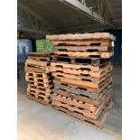 Lot 50 - Lot of Skids (2 stacks)