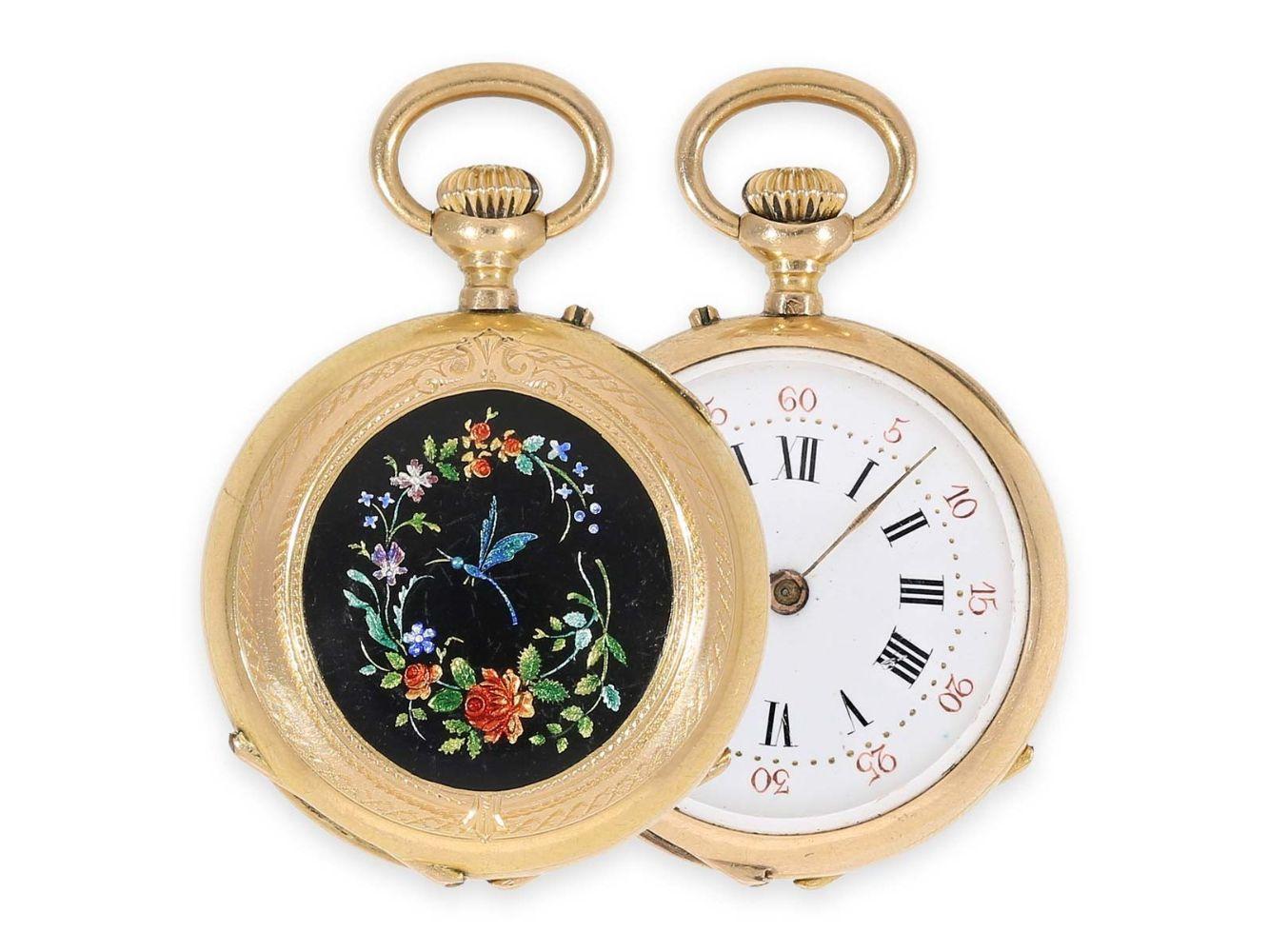 Fine Pocket- & Wristwatches