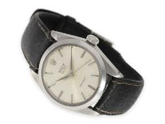 "Wristwatch: very beautiful Rolex Oyster ""Royal"" with centre seconds, reference 6426, ca. 1960Ca."