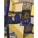 "Lot 15 - Maurice Estève1904 Culan - 2001 Culan - ""Alalito"" - Farblithografie/Papier. 32,5 x 25 cm (Druck- und"