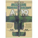 Modern Fighting Aircraft A-10, Thunderbolt II 64 Seiten mit diversen Farbfotos und Zeichnungen. In