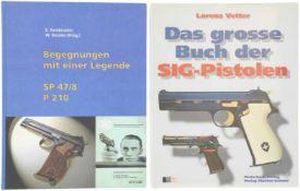 Konvolut von 2 Büchern 1. Begegnungen mit einer Legende, SP47/8 P210, Autoren E. Armbruster und W.