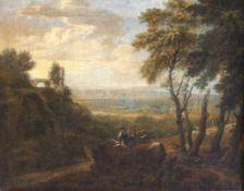 Gemälde - Franz Jochaim Beich zugeschrieben (1665 Ravensburg - 1748 München / kurfürstlich