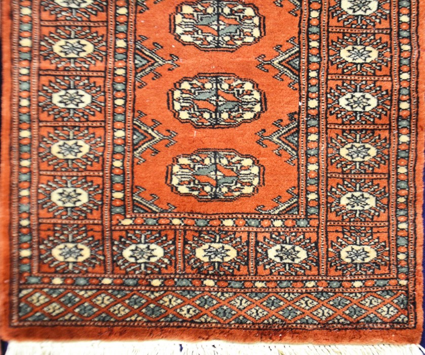 Lot 296 - A prayer mat