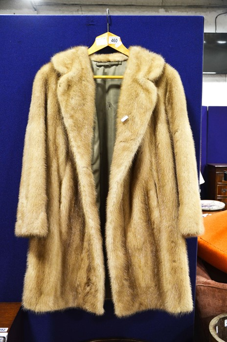 Lot 460 - Fur jacket