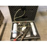 Lot 54a - 2: Lokring Service Kits with Electronic Weighing Scales