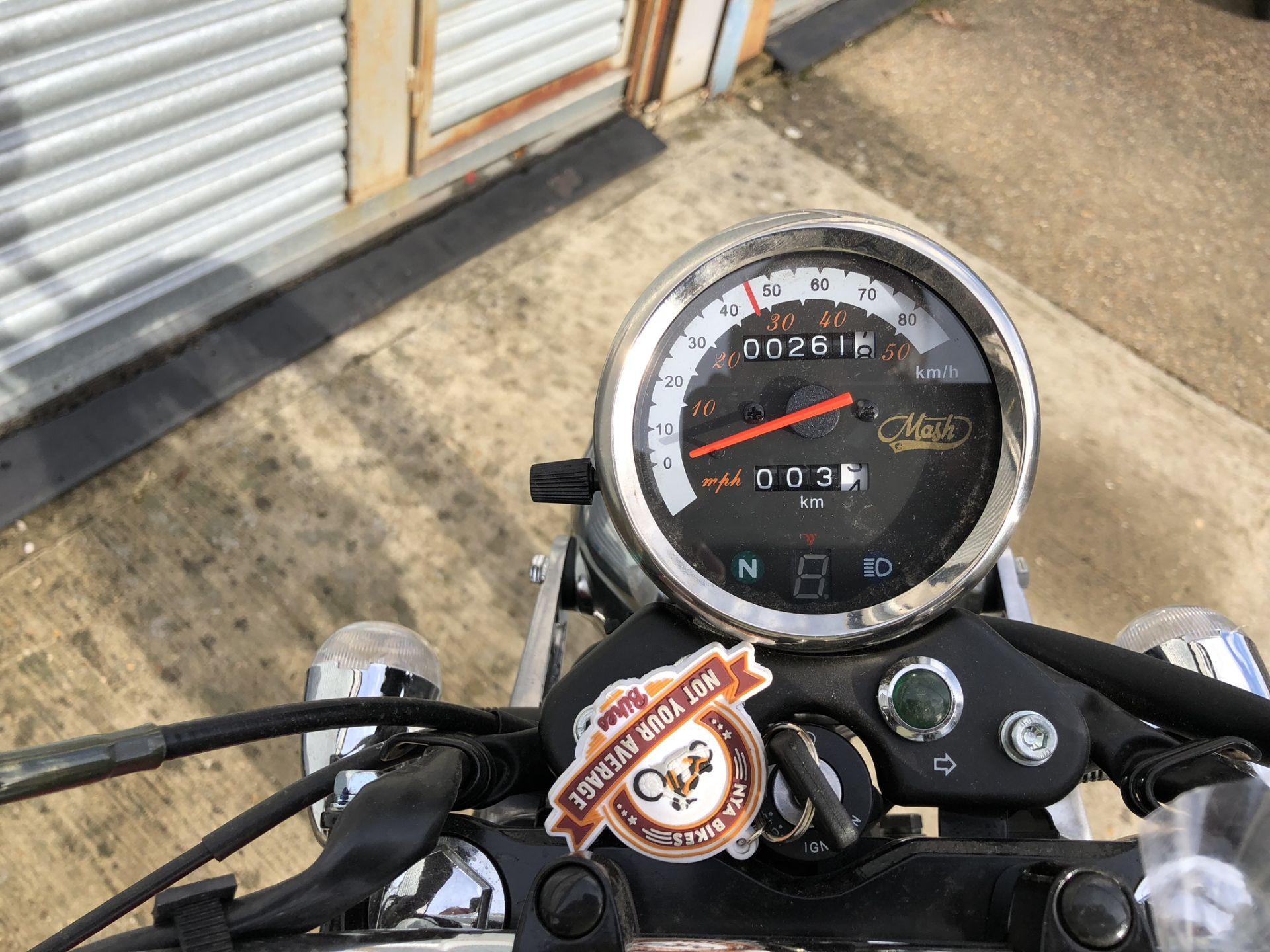 Lot 9 - Mash 50 Roadstar