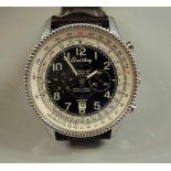 "Breitling, NavitimerStahl. Chronometer, Automatik. Edition Speciale ""100 ANS D' AVIATION 1903 -"