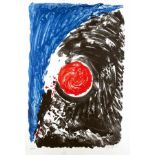 Otto Piene1928 Laasphe - 2014 BerlinSonnenstrudelLithograph on paper; H 810 mm, W 530 mm; signed and