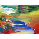 Fujio Akai1945 Pandang/SumatraAdieu JapanWatercolor on handmade paper, 2000; H 570 mm, W 760 mm;