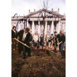Joseph Beuys1921 Kleve - 1986 Düsseldorf7000 Eichen, Pflanzung des ersten BaumsOffset on paper; H