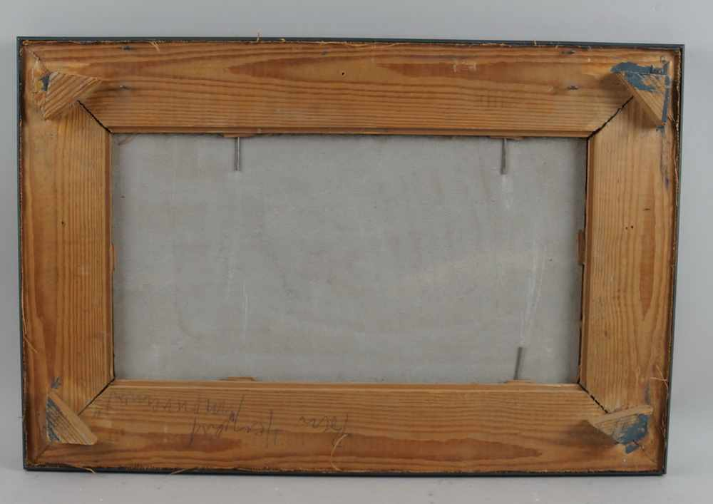 Lot 225 - Moderne Komposition, unl. signiert, gerahmt, 49x72cm- - -24.00 % buyer's premium on the hammer