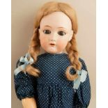 Puppe Cuno Otto Dressel 1349, um 1910, bespielt, 70cm- - -24.00 % buyer's premium on the hammer