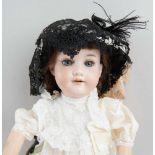 Puppe Armand Marseille, 390N, Gliederpuppe, um 1930, bespielt, 50cm- - -24.00 % buyer's premium on