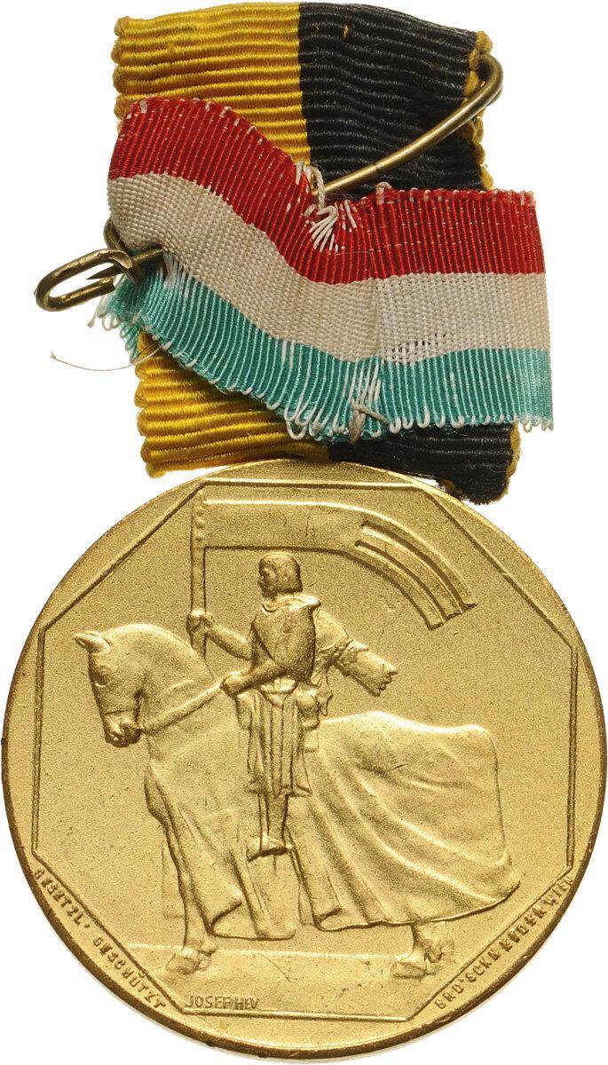 Lot 1373 - Kaiser Jubliaeum-Festzug Medaille, 1908