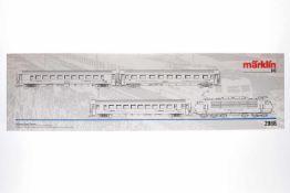 Märklin Lufthansa Airport-Express 2868, S H0, komplett, OK, Z 1-2
