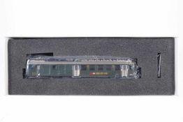 """Hag Triebwagen """"BDe 4/4 SBB"""" 152, S H0, grün, OK, Z 1-2"""