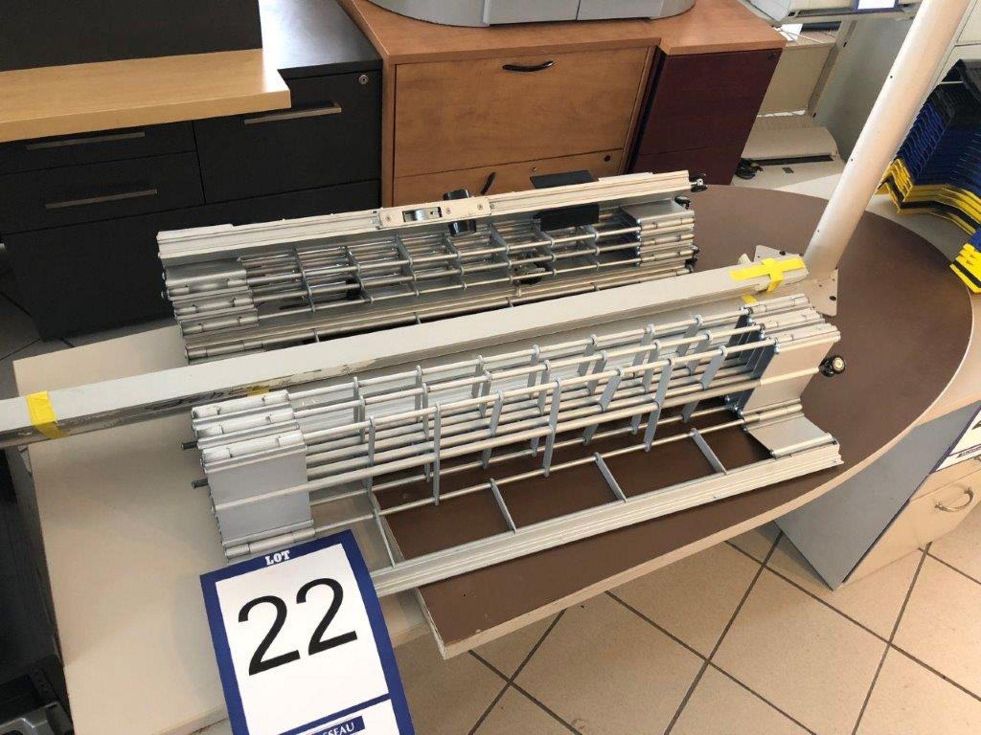 Lot 22 - Grille de sécurité en aluminium