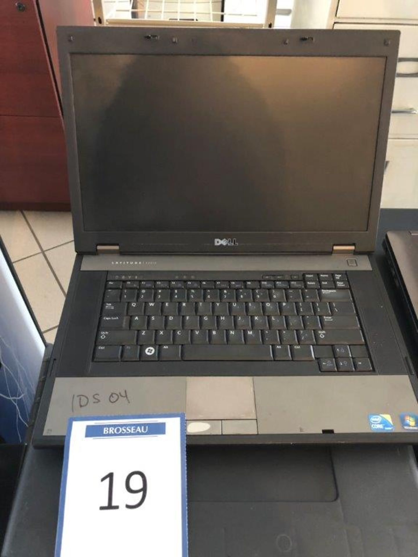 Lot 19 - Ordinateur portable DELL LATITUDE E5510 intel Core I5