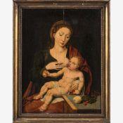 Scorel, Jan van (Schoorl, Utrecht 1495-1562) , nachMaria mit dem Kinde und Früchten19. Jh.