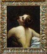 Kopie nach Correggio, gen. Antonio Allegri (1489-1534)Jupiter und IoAusschnitt nach dem Gemälde im