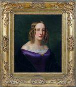 Döring, Julius (Dresden, Mittau 1818-1898)Agnes von MangoldtGeb. von Reiboldt (1817-1901) in