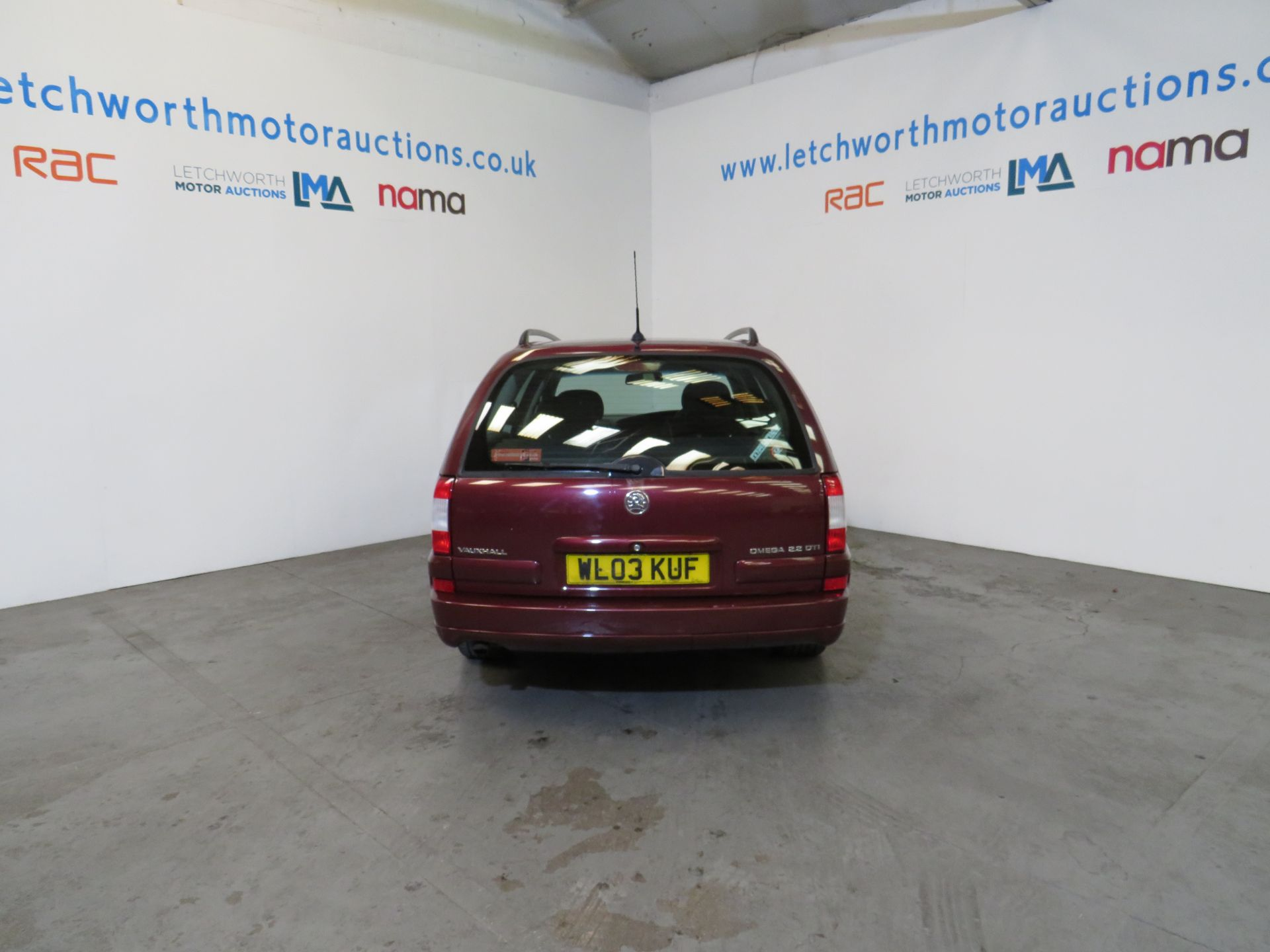 Lot 16 - 2003 Vauxhall Omega GLS DTI - 2172cc