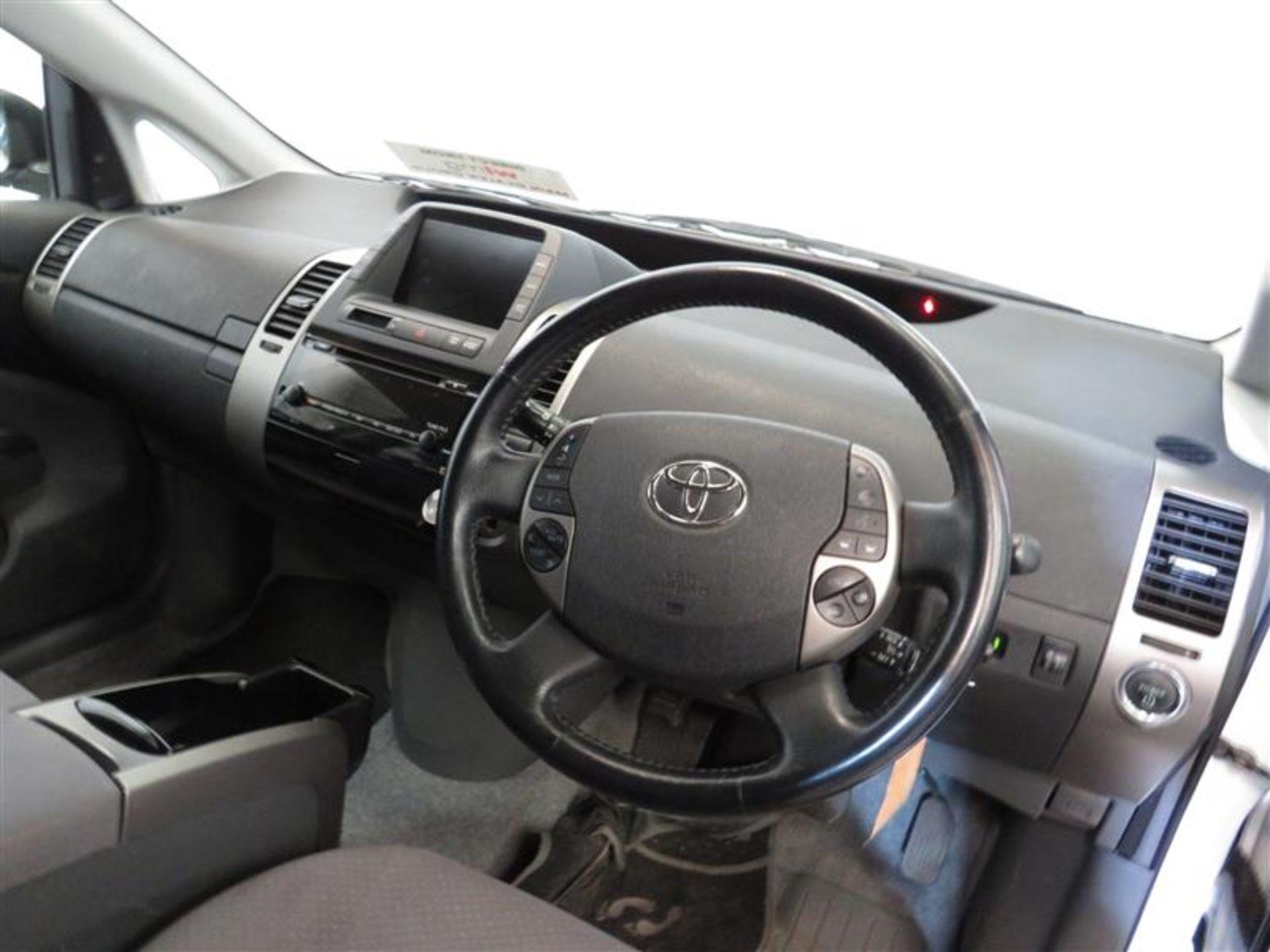 Lot 5 - 2008 Toyota Prius T Spirit VV-I Auto - 1497cc