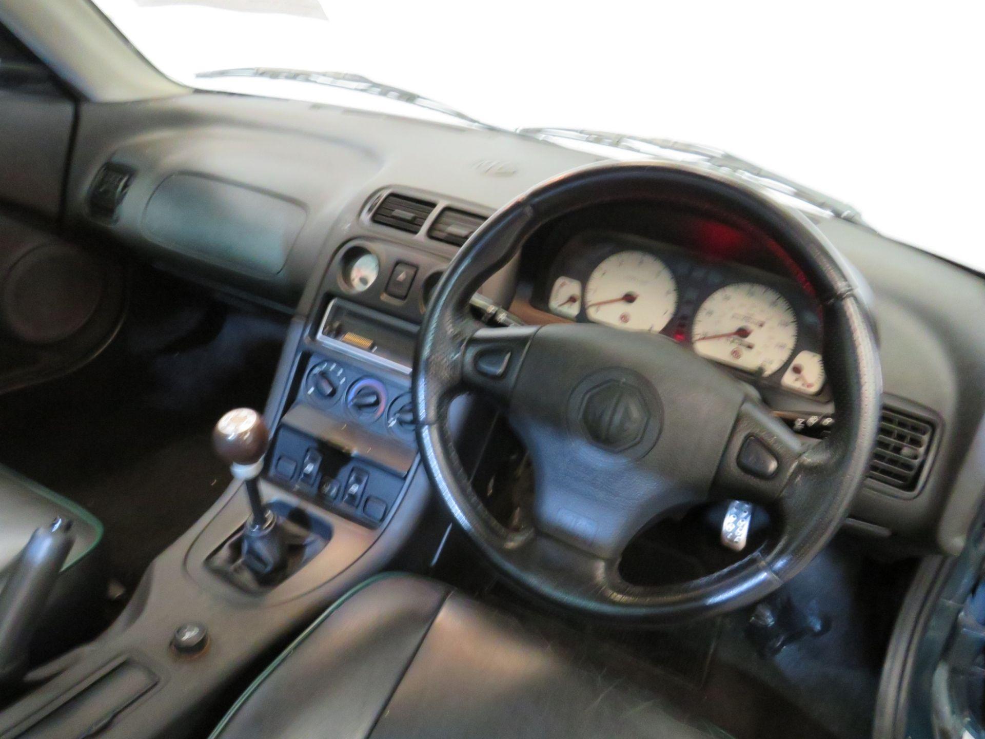 Lot 4 - 1997 MG MGF 1.8i VVC - 1796cc