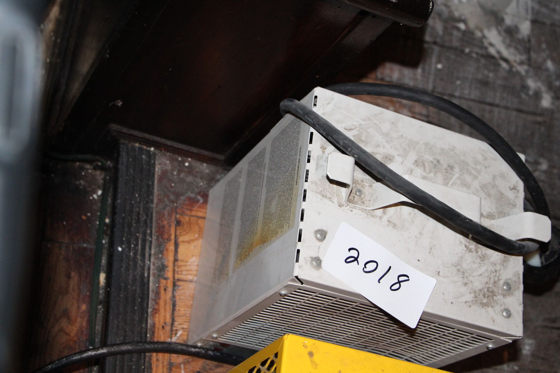 Lot 2018 - Electric heater