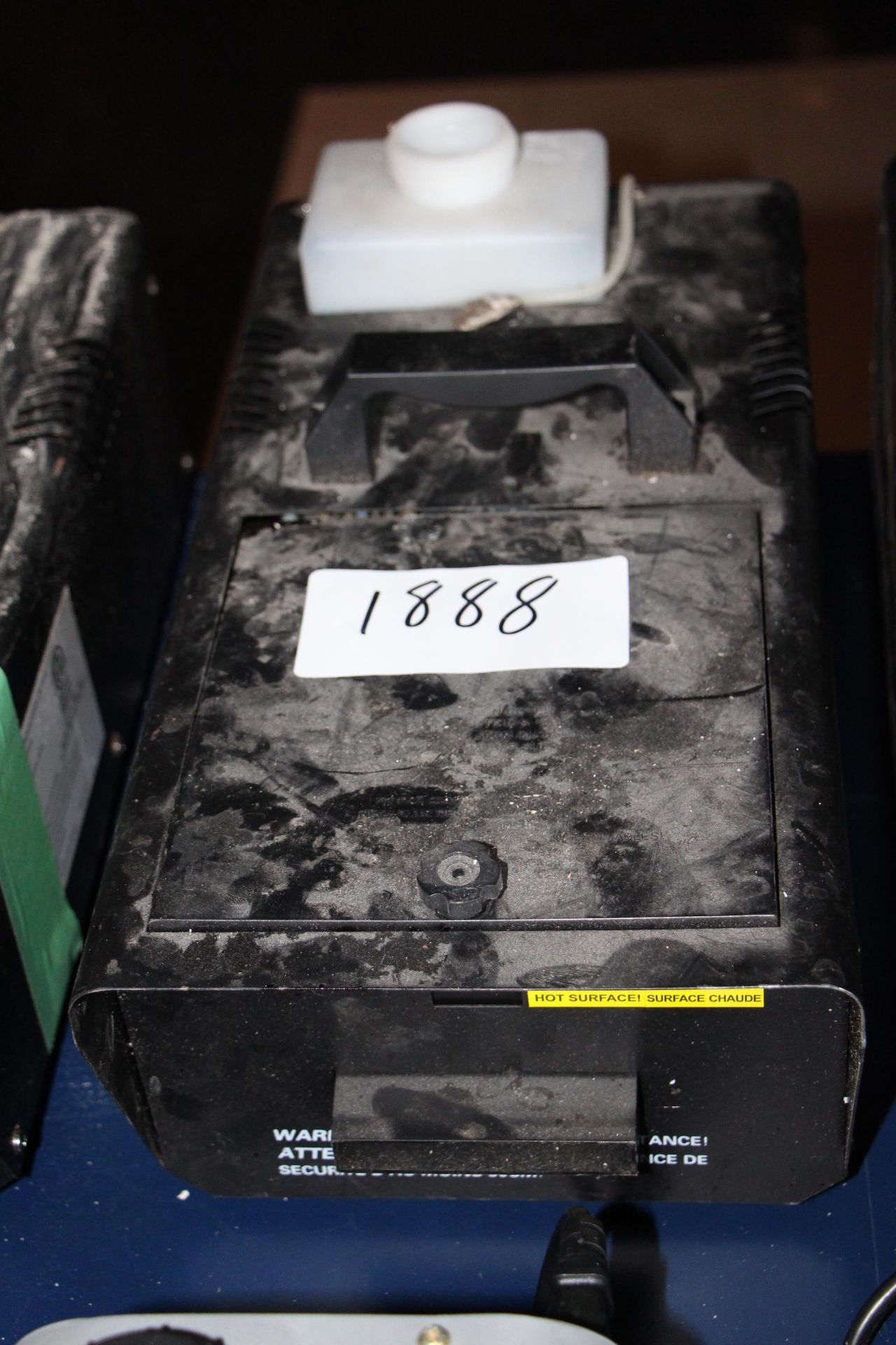 Lot 1888 - Low lying fog machine FM400-N