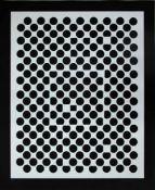 Victor Vasarely(1906 - 1997)Ohne Titel1960erSiebdruckSigniert, Ed. E.A.73 x 88 cm