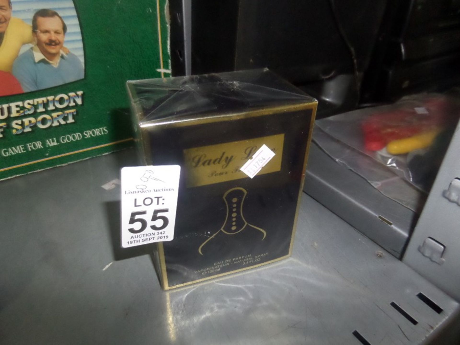 Lotto 55 - NEW SEALED LADY LOVE PERFUME