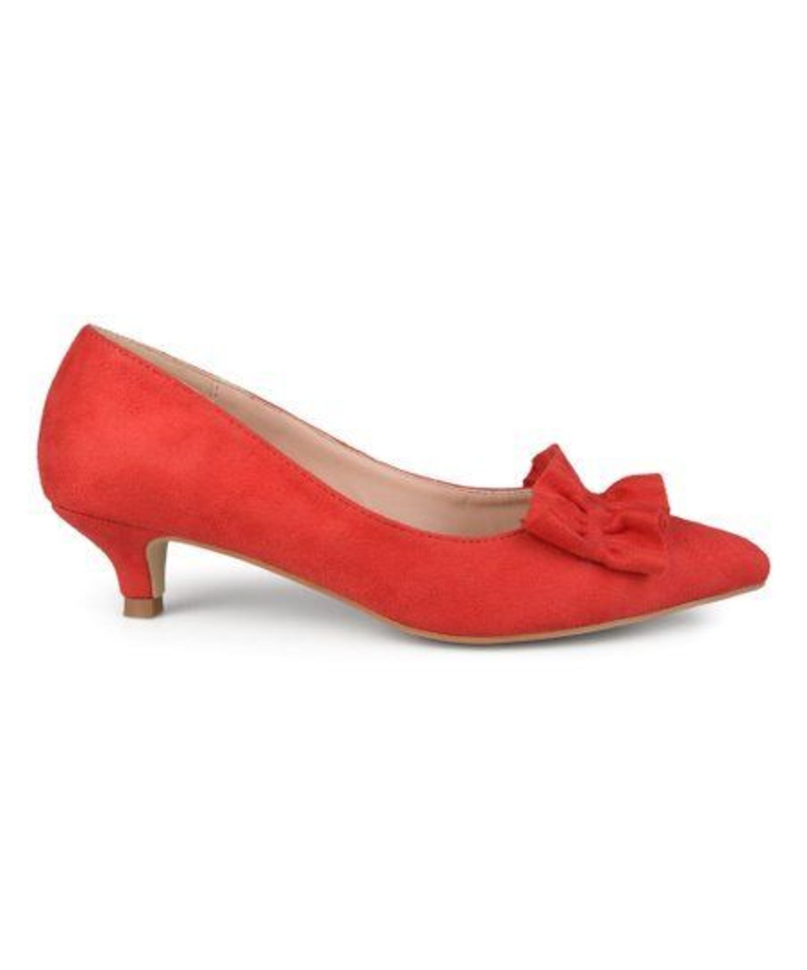 Lot 59 - Bella Cora Red Shira Pump (Uk Size:5.5/Us Size:8) (New With Box) [Ref: 55196208-F-003]