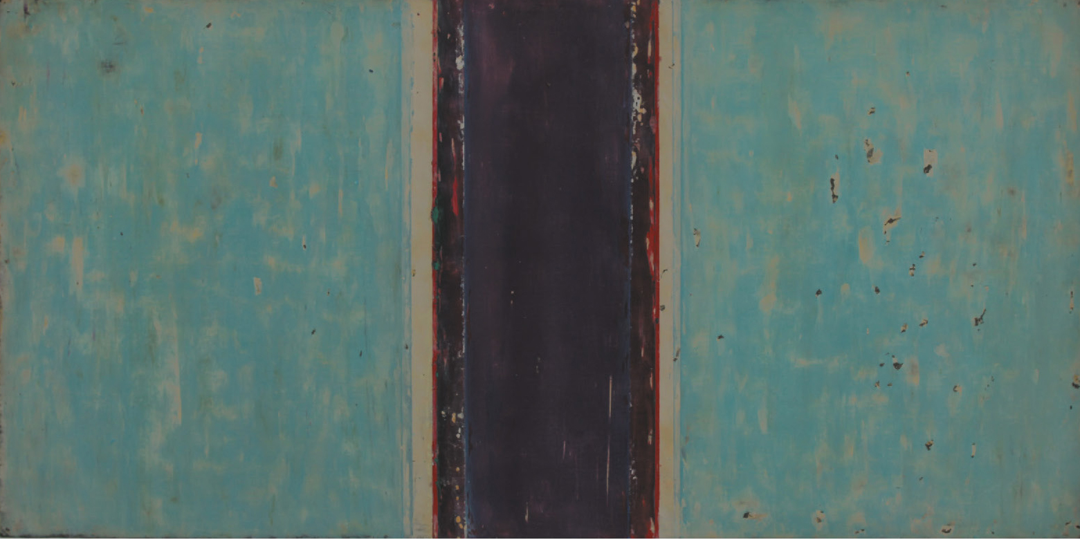 Lot 94 - Goncalves Eric (1969) Untitled, 2013 - Mixed media on paper on medium painted in [...]
