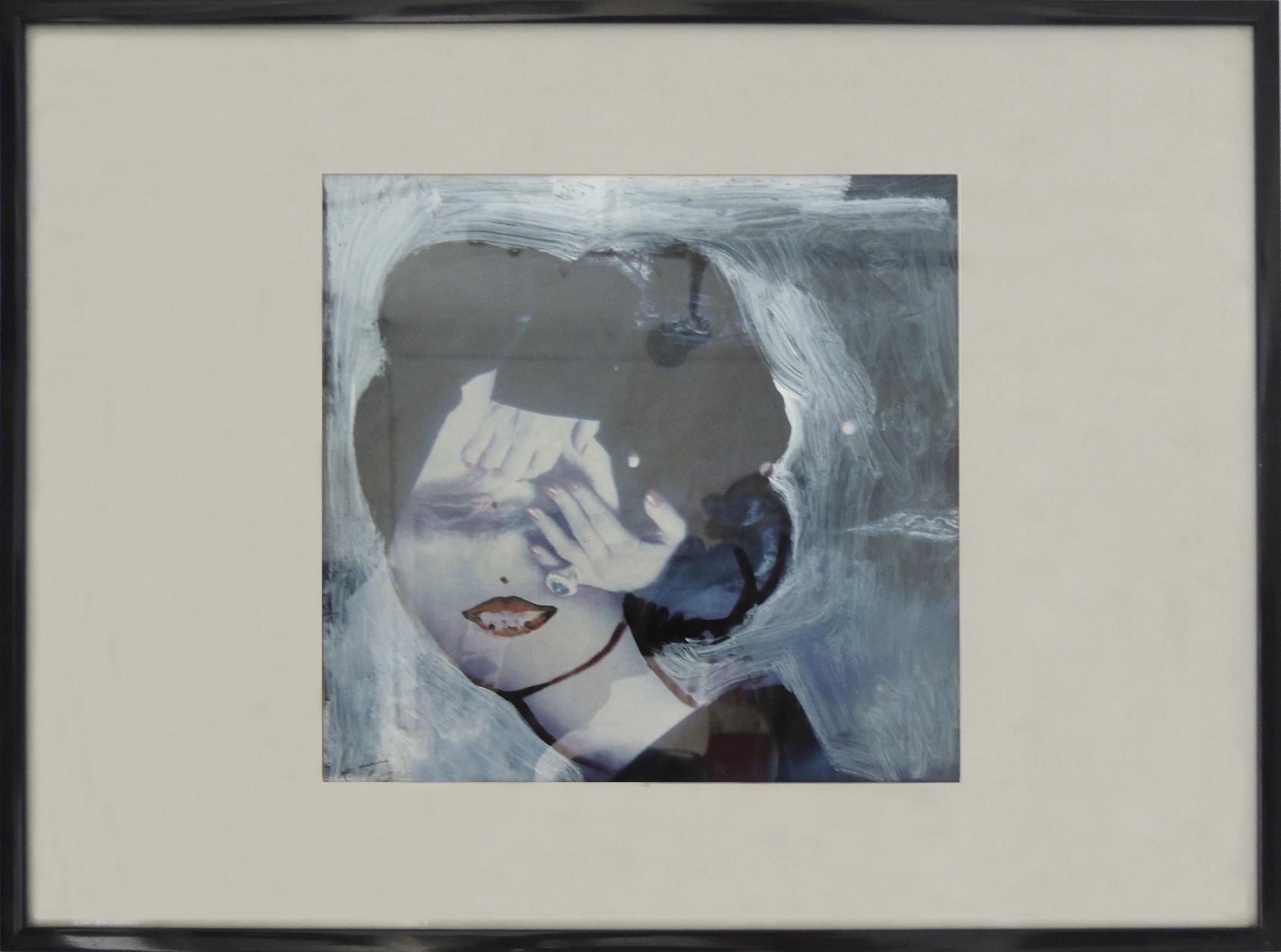 Lot 69 - Topor Roland (1942-1997) Portrait froufrou - Oil on canvas - Signed lower left - 40 x [...]