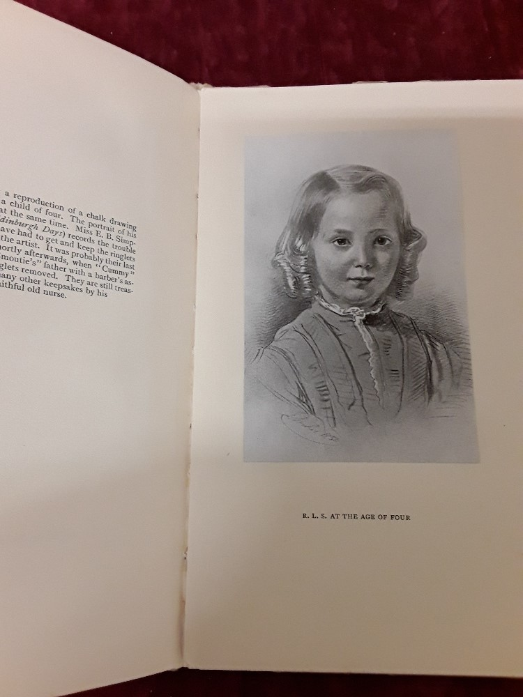 Lot 149 - A fine collection of four original books illustrated by Jessie M King. One signed.